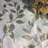 Tessuto di tela della tenda di finestra di Jacauqard di vendita superiore