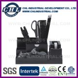 Organizador de mesa de plástico multifuncional design promocional com certificação SGS