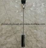 Escova de chave de fio de nylon / escova de limpeza de duas chaves laterais (YY-652)