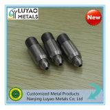 Usinagem CNC com aço / aço inoxidável para design personalizado