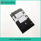 Bandeja de cartão da identificação do PVC do Inkjet para a impressora de Epson P50