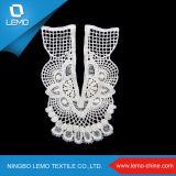 Nuovo collare del merletto del cotone di stile per l'indumento