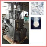 Máquina rotatoria de la prensa de la tablilla con 17 estaciones acuciantes Zp-17