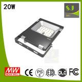 Ultra dünnes SMD 20W Flut-Licht, dünnes LED-Flut-Licht mit Philips-Chips