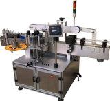 Machine à étiquettes semi-automatique pour la bouteille ronde/à plat la bouteille