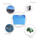 Batería de litio recargable de 12V 100ah LiFePO4 para el alumbrado público solar