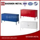 Roter Schrank-Standplatz Multi-Verwenden verschließbare Blech-Herstellungs-Ausgangs-/Büro-Möbel
