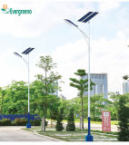 Source de lumière LED et feux de rue Type d'élément All-in One Solar LED Street Light 100W
