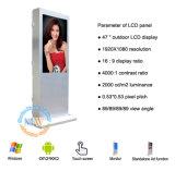 IP65 impermeabile 49 schermo del visualizzatore digitale di pubblicità esterna di pollice (MW-491OE)