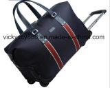 Оксфорд передвижной колесных багажа во время деловой поездки путешествия Duffel Bag (CY9916)