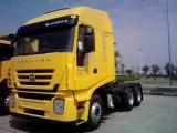 Camion pesante dell'Iveco Genlyon 6X4 con la trazione di tonnellata 80-100