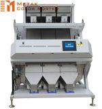 Машина сортировщицы цвета стана риса 3 каналов парашютов 192, машина риса обрабатывая