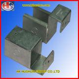 Suporte de lâmpada de parede com acabamento de lixar (HS-PB-005)