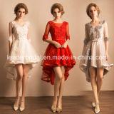 Stock платье E1703 выпускного вечера шнурка оптовой продажи мантии коктеила партии вечера