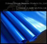 Tamanhos 100% de encerado de matéria têxtil da tela do poliéster