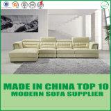 تصميم بسيطة جلد أريكة يثبت في [درك كلور]
