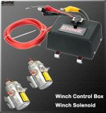 지프를 위한 9500lbs 배터리 전원을 사용하는 전기 12volt 윈치