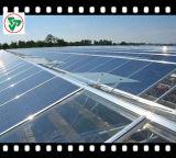 Vidrio Tempered revestido ultra claro/vidrio fotovoltaico para el panel solar