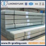 Scale stridenti d'acciaio galvanizzate, scale d'acciaio galvanizzate della griglia