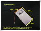 3.7V 6000mAh 9047100 (de ionenbatterij van het polymeerlithium) Li-IonenBatterij voor de Spreker van de Telefoon van de Cel van PC van de Tablet MP3 MP4