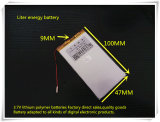 3.7V 6000mAh 9047100 (Plastiklithiumionenbatterie) Li-Ionbatterie für Handy-Lautsprecher Tablette PCmp3-MP4