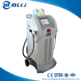 Elight+Shr+ND YAG Laser+Cavitation+RF+Vacuumの美装置