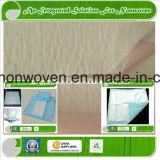 Tissu non vendu d'absorption élevée d'eau Papier Airlaid