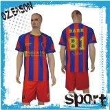 عالة تصعيد كرة قدم جرسيّ قميص وقصير [فووتبلّ تم] بدلة مجموعة