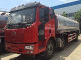Caminhão fresco do depósito de leite do caminhão do transporte do leite de FAW 6X2 16ton