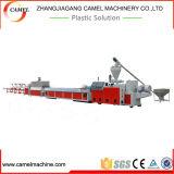 Chaîne de production automatique d'extrudeuse de panneau de Decking de profil de PVC de WPC