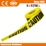 カスタム赤くおよび白いPEの保護注意のマーキングテープ(CT-50)