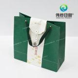 Sacchetto impaccante di stampa di carta usato per acquisto/la pubblicità/promozione
