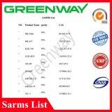 Pó químico farmacêutico Sarms Rad-140 de Sarms para o Bodybuilding