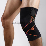 ركبة دعامة رياضات أمان [نيبد] كرة سلّة كرة قدم [ن بد] يدرّب مرنة شريط ركبة دعم عجل ركبة حماية