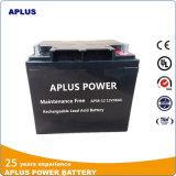 Baterias acidificadas ao chumbo livres 12V 38ah do AGM da manutenção quente da venda
