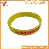 Wristband caldo del silicone di alta qualità di vendita (YB-AB-008)