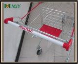 125 litros del caddie de carro de compras Mjy-Sec125