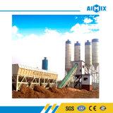 120 m3/H grande fábrica de mistura de betão para a Construção