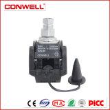 Разъем кабеля для воздушных линий вспомогательного оборудования Ipc/ABC Piercing
