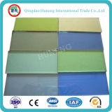4-6mm 사려깊은 유리 또는 건물을%s 유리제 색을 칠하는 강화 유리