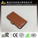 Pochette simple d'usine neuve avec le portefeuille de caisse de batterie de côté de pouvoir