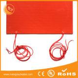 алюминиевые подогреватели силикона кровати 350mm жары 300X300 гибкие