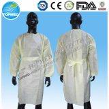 Impermeabilizzare l'abito chirurgico non tessuto a gettare di rinforzo