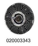 Embrayage 020003343 de ventilateur pour Kamaz-4307