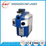 200W YAG Schmucksache-Laser-Punktschweissen-Maschine für Goldsilber