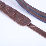 Высокое качество Exqusite сотка реальный кожаный хлопчатобумажный приводной ремень для гитары