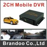 2 de MiniAuto DVR van het kanaal met 30fps 128GB