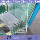 Le verre trempé utilisé pour les chauffe-eau Solaire Panneau de la plaque plat
