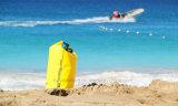 Mergulho de natação promocional 30L Waterproof Barrel Backpack Saco seco com janela