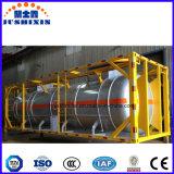 El tanque de Csc que expide el envase líquido corrosivo químico del tanque de la ISO de los 20FT/de los 40FT
